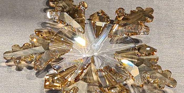 Swarovski Winter Sparkle Ornament