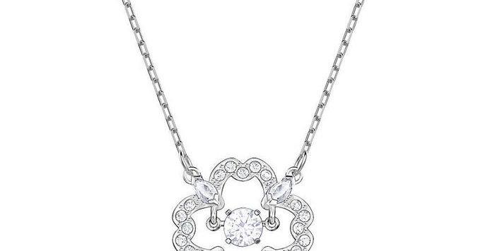 Swarovski smykke Crystal Flower, Sparkling Dance