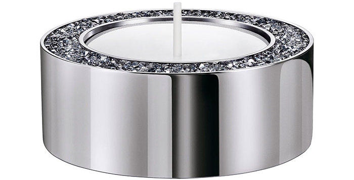 Swarovski tea light holder Minera