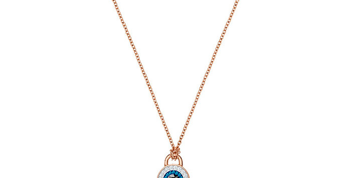 Swarovski smykke Symbolic Evil Eye, Multi-colored
