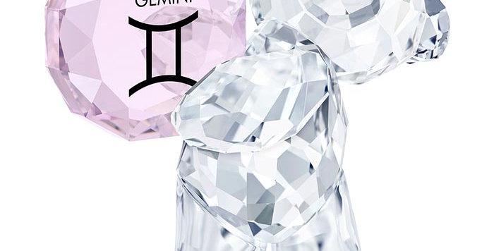 Swarovski figurer Kris Bear - Gemini