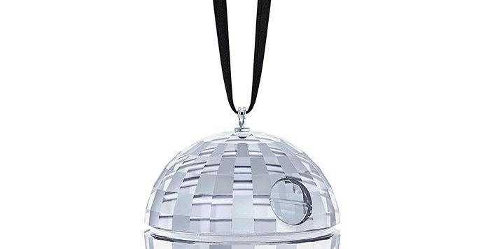 Swarovski figurer Disney Star Wars -Death star ornament