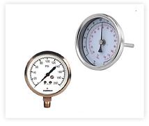 Manometros Termometros para calderas