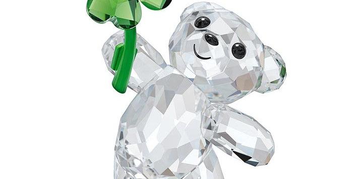 Swarovski figurer Kris Bear - Lucky charm