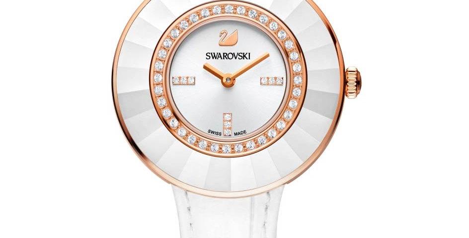 Swarovski klokke Octea
