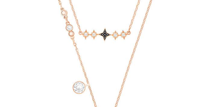 Swarovski smykkesett Symbolic Moon