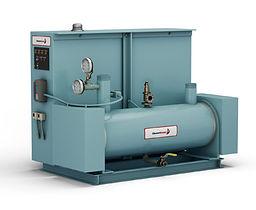 caldera electrica agua caliente cleaver brooks iwh