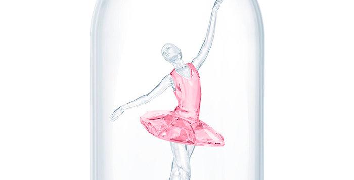 Swarovski figurer Ballerina Under Bell Jar