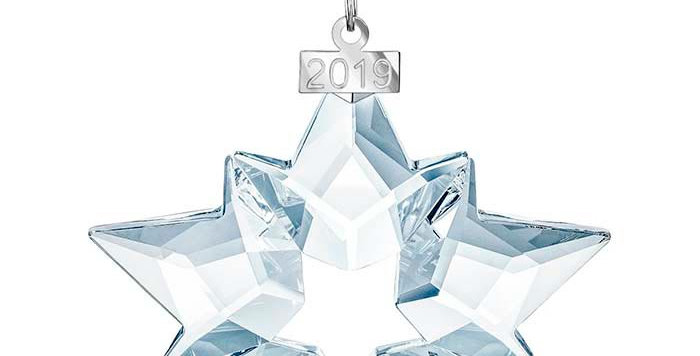 Swarovski figurer.  Annual Edition Ornament, 2019