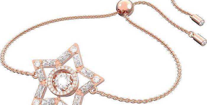 Swarovski armband Stella, rose