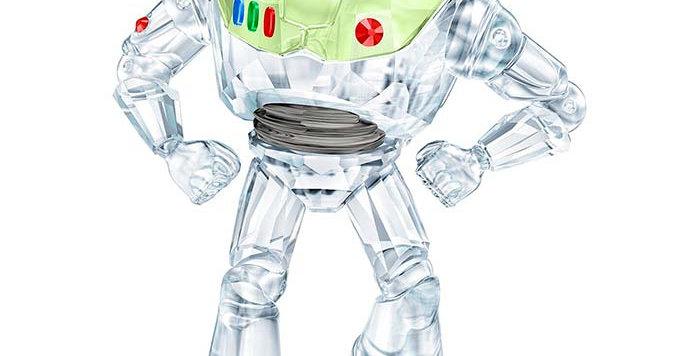 Swarovski figurer Disney - Buzz Lightyear