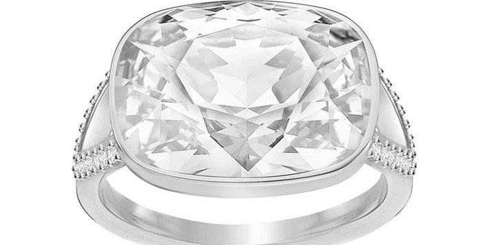 Swarovski ring Holding