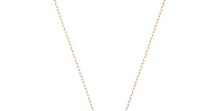 Swarovski smykke Sunshine Pendant, White, Rose-gold tone plated