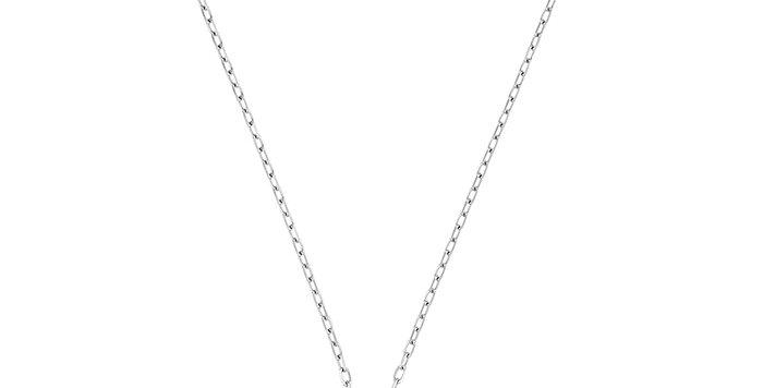 Swarovski smykke Solitaire, White