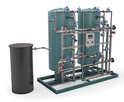 filtros, suavizador de agua