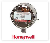 Switch de presion de gas Honeywell