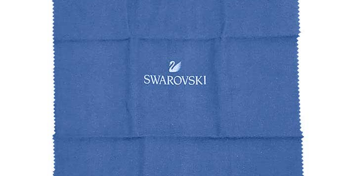 Swarovski Rhodium Polishing Cloth
