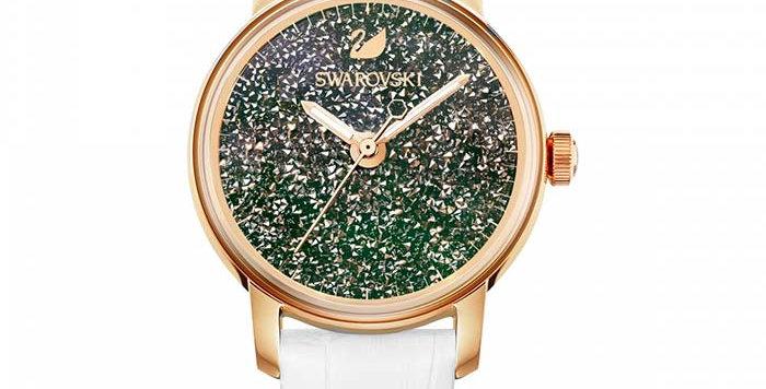 Swarovski klokke Crystalline Hours