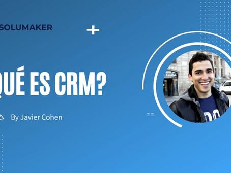 CRM Personalizado para pequeñas empresas. Cómo empezar.