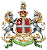 stoneleigh abbey statley home coat of arms