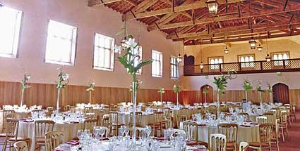 The Banquetting Hall