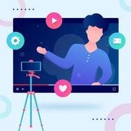 כיצד להעלות למודל הקלטות וסרטונים?