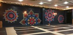 'Mosaic Style' Manda Murals