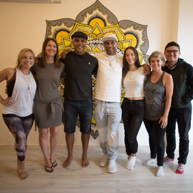 More Yoga Yogangsters Phlox art