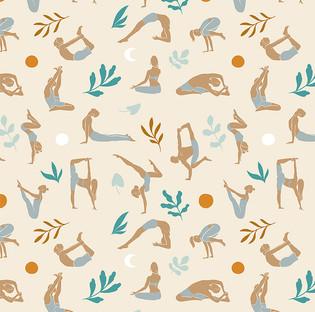 Yoga Pattern Design