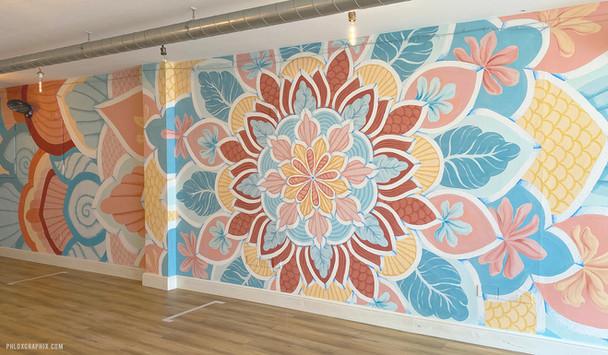 Shelldala Mural