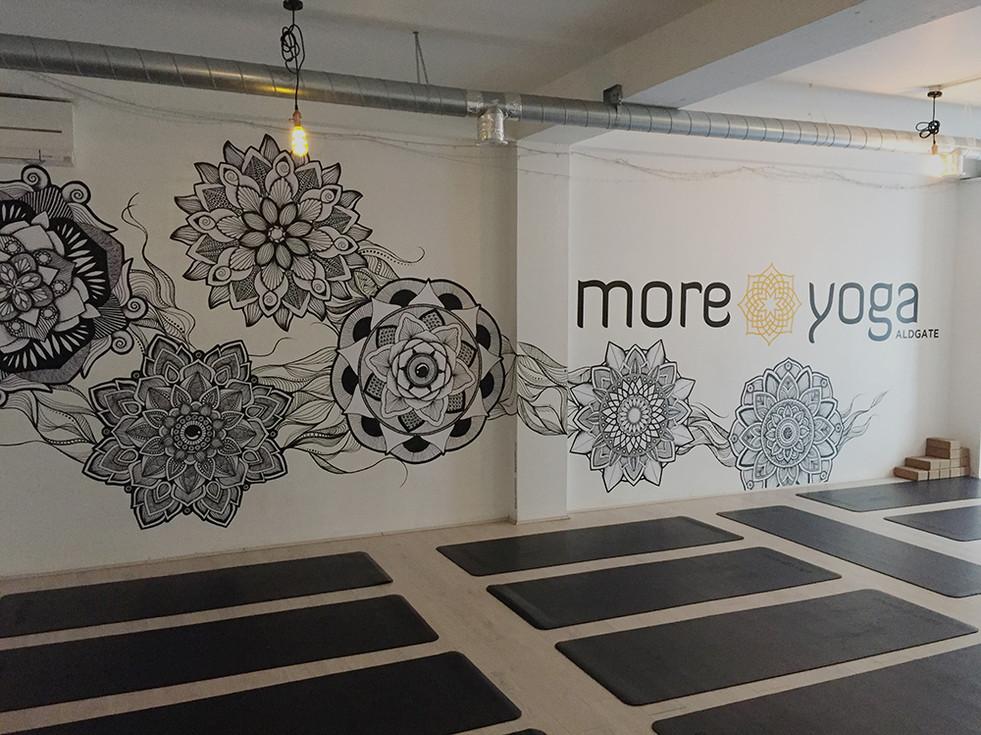 hand drawn mandala wallpaper 3