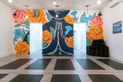 'Namaste' Mural Project
