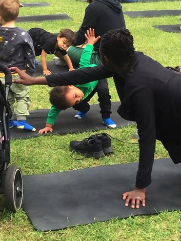 yoga festival all points east kids yoga