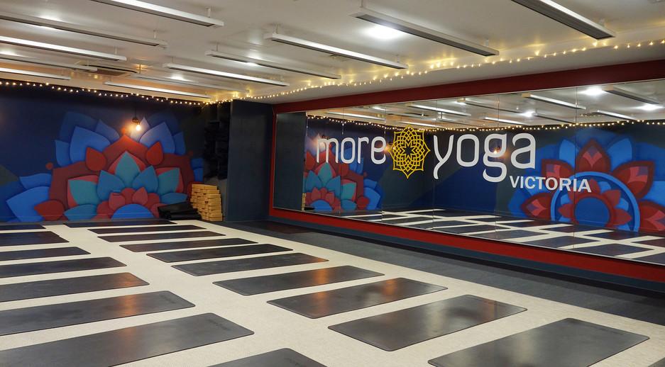 Mandala mural london queens mother sportcentre victoria