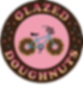 Donut Wheels Bicycle Logo
