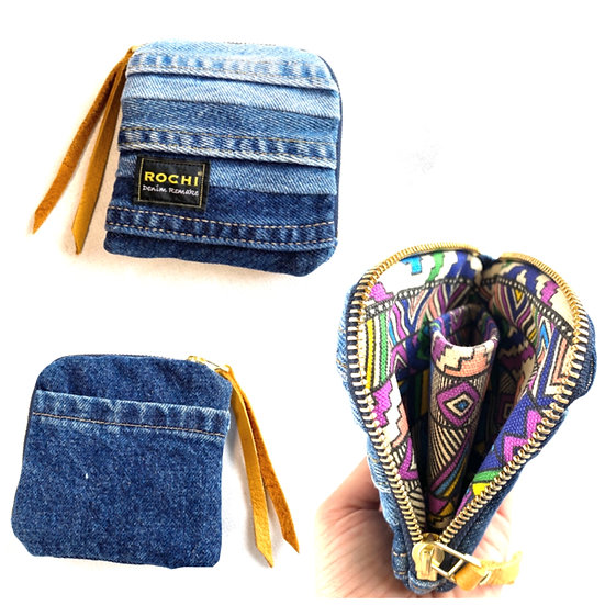 Mini Wallet (Blue gradation) #7