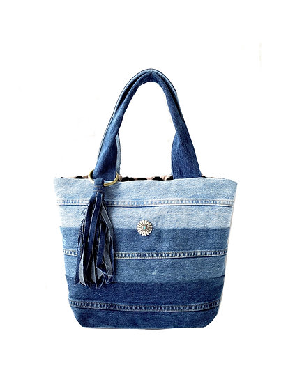 Blue Gradation Tote Mサイズ #4