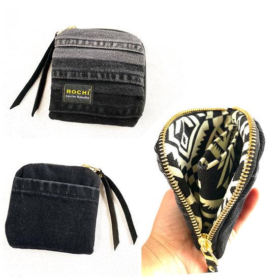 Mini Wallet (Black Gradation)#1