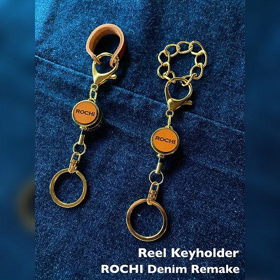 Reel keyholder