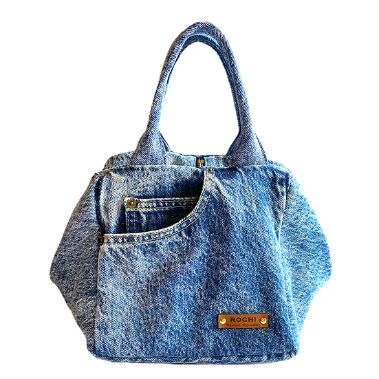 CUBE TOTE (Chemical Wash) #12