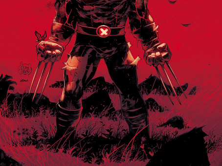 Wolverine #1 Coming in February! News from NYCC!