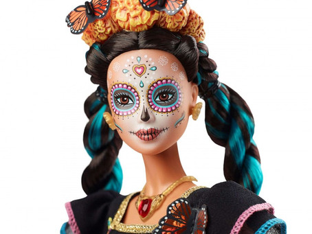 Mattel's Day of the Dead Barbie: Cultural appropriation?