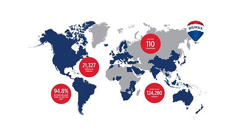 REMAX Brand Recognized Worldwide