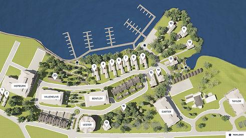 Port Picton Development in Picton, Prince Edward County