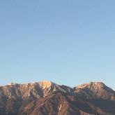 the Southen Alps