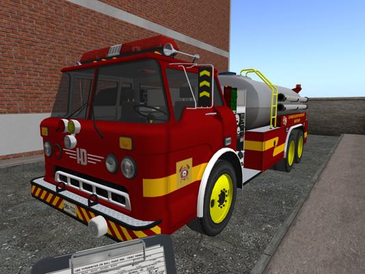 Fundraiser Proceeds Procure New Fire Truck