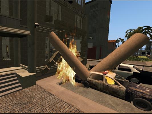 City Hall Bombing