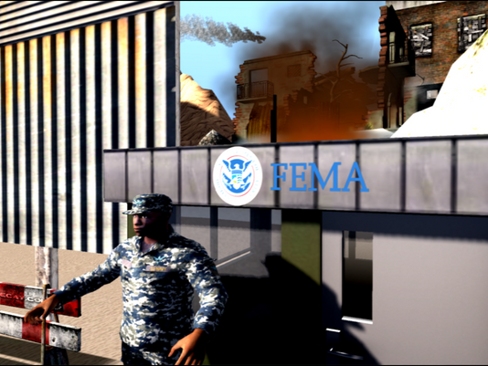 SRVU Perseveres as FEMA and City Officials Collaborate