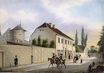 Kant Wohnhaus: By Friedrich Heinrich Bils [Public domain], via Wikimedia Commons