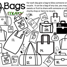 #LentVoices:  And then I looked inside the bag....